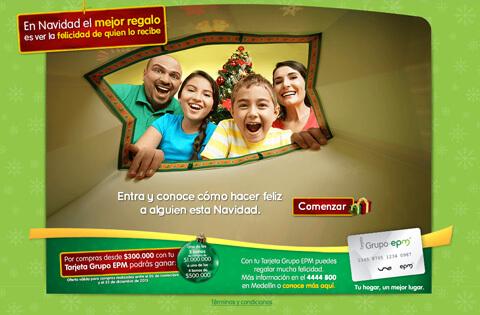 Regala Felicidad EPM